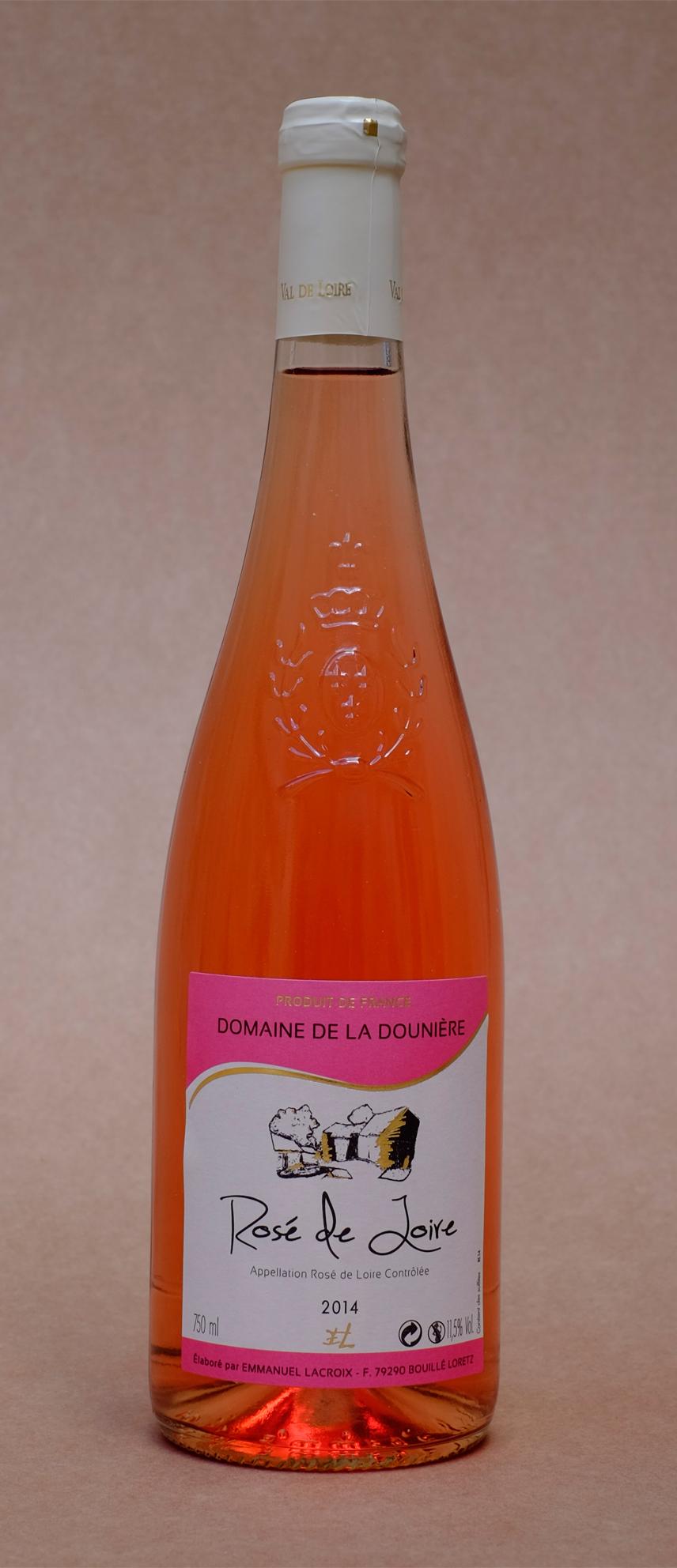 Dry Rosé de Loire